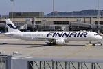 OH-LZF - Airbus A321-211 - Finnair