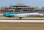 Embraer 145 Luxair LX-LGW