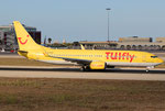 Boeing 737-800 TuiFly D-ATUG