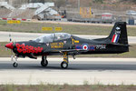 Bae Tucano Royal Air Force ZF244