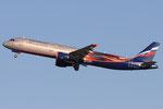 VP-BTL - Airbus A321-211 - Aeroflot - Manchester United livery @ MXP