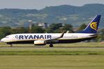 EI-DLJ - Boeing 737-8AS - Ryanair @ BLQ