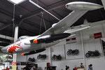 J-1603 - De Havilland DH-112 Venom FB.50 - Swiss Air Force
