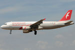 CN-NMF - Airbus A320-214 - Air Arabia