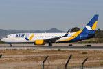 UR-UTQ - Boeing 737-83N - Azur Air Ukraine