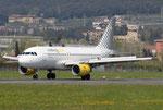 Airbus A319 Vueling EC-LRZ