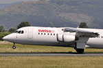 HB-IXV - Avro RJ100 - Swiss