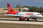 Airbus A319 Air Malta 9H-AEG