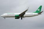 EZ-A016 - Boeing 737-82K - Turkmenistan Airlines