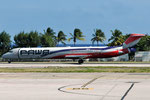 HI914 - McDonnell Douglas MD-82 - PAWA Dominicana @ SXM