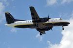 N343CJ - Saab 340B - Seaborne Airlines @ SXM