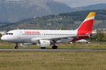 EC-MFP - Airbus A319-111 - Iberia @ FLR