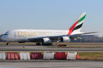 A6-EEJ - Airbus A380-861 - Emirates @ MXP