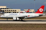Airbus A319 Turkish Airlines TC-JLO