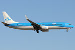 PH-BXS - Boeing 737-9K2 - KLM
