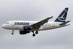 YR-ASC - Airbus A318-111 - Tarom
