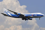 VQ-BUU - Boeing 747-4EVF(ER) - Air Bridge Cargo Airlines