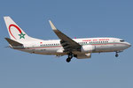 CN-RNL - Boeing 737-7B6 - Royal Air Maroc