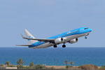 PH-BXD - Boeing 737-8K2 - KLM