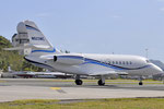 N523WC - Dassault Falcon 2000 - private @ SXM
