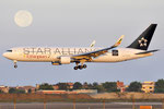ET-ALO - Boeing 767-360(ER) - Ethiopian Airlines - Star Alliance livery