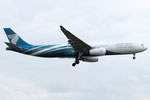 A40-DB - Airbus A330-343X - Oman Air