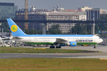UK-67003 - Boeing 767-33P(ER) - Uzbekistan Airways