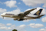 Airbus A380 Singapore Airlines 9V-SKS