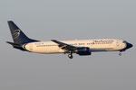 EI-FSJ - Boeing 737-86N - Blue Panorama Airlines @ MXP