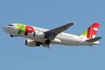 CS-TTS - Airbus A319-112 - TAP Portugal @ MXP