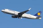D-AIZZ - Airbus A320-214 - Lufthansa @ MXP