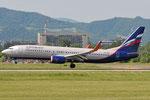 VP-BRH - Boeing 737-8LJ - Aeroflot @ BLQ