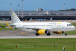 Airbus A320 Vueling EC-MBT