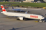 HB-JNB - Boeing 777-3DE(ER) - Swiss