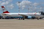 Airbus A320 Austrian Airlines OE-LBU