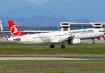 Airbus A321 Turkish Airlines TC-JSA