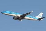 PH-EZP - Embraer ERJ-190STD - KLM @ MXP