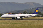 D-AECA - Embraer ERJ-190LR - Lufthansa CityLine