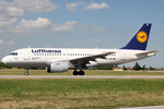 Airbus A319 Lufthansa D-AIBD