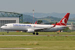 TC-JGU - Boeing 737-8F2 - Turkish Airlines @ BLQ
