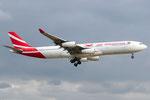 3B-NBD - Airbus A340-313 - Air Mauritius