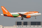 G-EZDL - Airbus A319-111 - EasyJet - Europcar livery