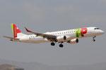 CS-TTW - Embraer ERJ-195AR - TAP Express @ LPA