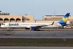 Boeing 757-300 Condor D-ABOA