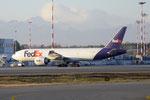 N853FD - Boeing 777-FS2 - FedEx @ MXP
