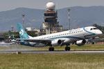 I-ADJT - Embraer ERJ-195LR - Air Dolomiti