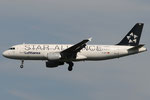 D-AIPC - Airbus A320-211 - Lufthansa - Star Alliance livery