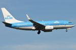 PH-BGK - Boeing 737-7K2 - KLM