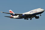 G-CIVC - Boeing 747-436 - British Airways - oneworld