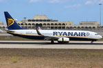 Boeing 737-800 Ryanair EI-EVP